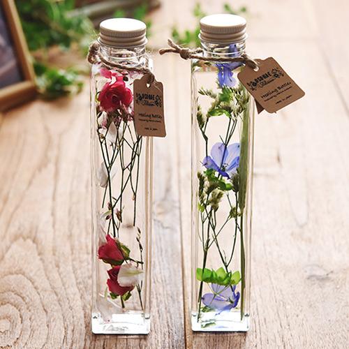 日比谷花壇〈日比谷花壇〉【お供え用】O・SO・NA・E flower 「Healing Bottle春夏」【沖縄届不可】