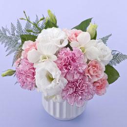 【日比谷花壇】【お供え用】【ネット限定】アレンジメント「フィオラ」