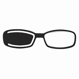 【日比谷花壇】眼鏡の街鯖江 しおルーペ(墨)(福井県)