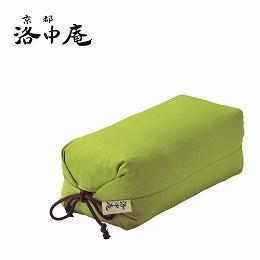 【日比谷花壇】京都 洛中庵 たわら枕 1個(グリーン)(京都府)