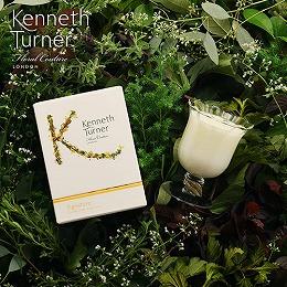 〈日比谷花壇〉Kenneth Turner「ポージーベースキャンドル(シグネチャー)」