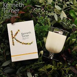 〈日比谷花壇〉Kenneth Turner「ステムベースキャンドル(シグネチャー)」