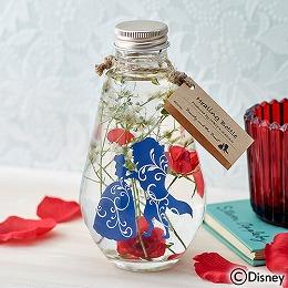 日比谷花壇〈日比谷花壇〉ディズニー Healing Bottle -Disney collection- 「美女と野獣」(ディズニー映画 『美女と野獣』より)
