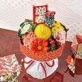 【日比谷花壇】お正月 そのまま飾れるブーケ「舞花」
