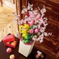 【日比谷花壇】お正月 花束「春の彩り」