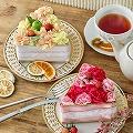 【日比谷花壇】フラワーパティシエ「スイートベリー&アップルオレンジ」