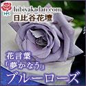 日比谷花壇 フラワーギフト ブルーロース