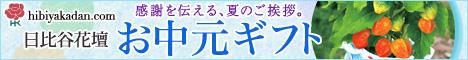 日比谷花壇_お中元フラワーギフト2015