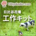 日比谷花壇 工作キット