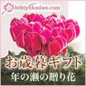 年の瀬の贈り花。お歳暮特集【日比谷花壇】