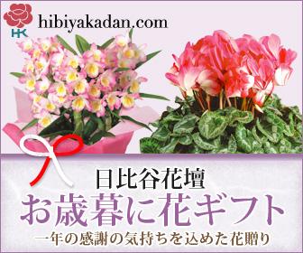 日比谷花壇_お歳暮特集